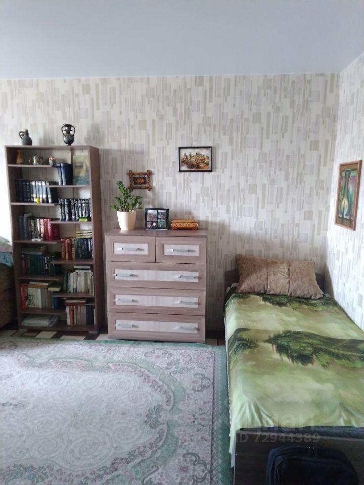 Продажа однокомнатной квартиры Воскресенск, улица Быковского 60, цена 2600000 рублей, 2021 год объявление №618264 на megabaz.ru