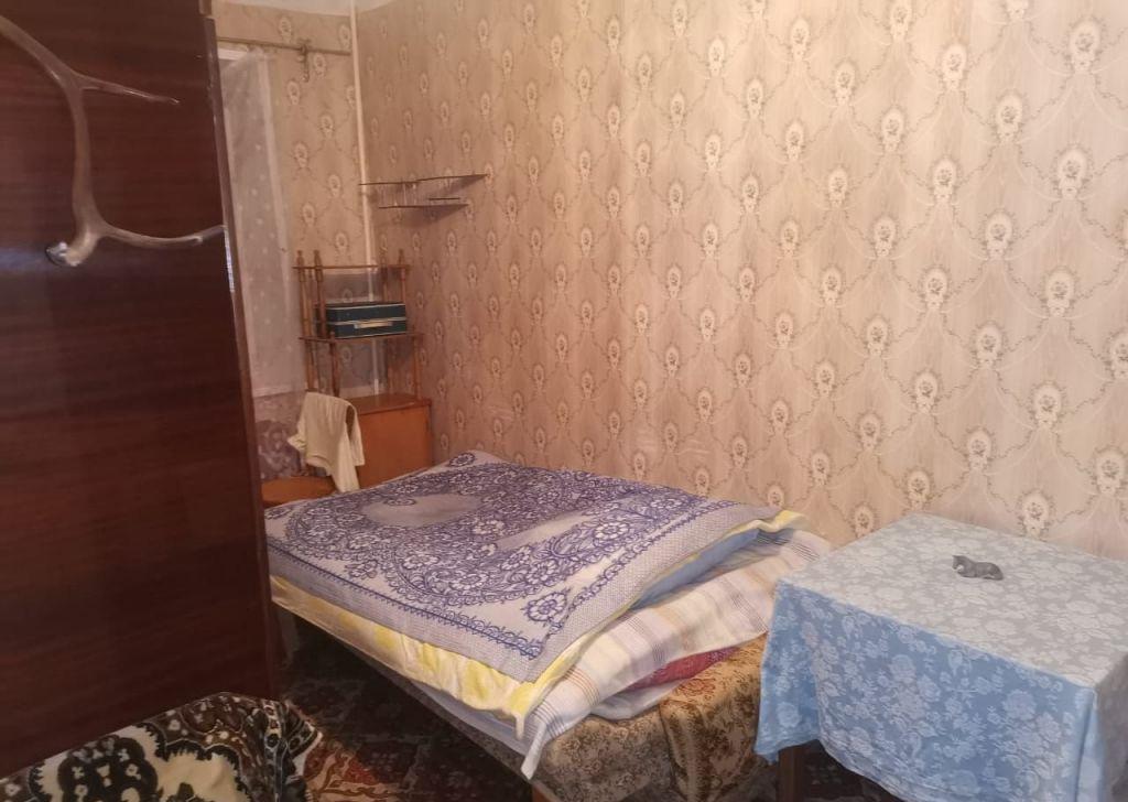 Продажа трёхкомнатной квартиры Воскресенск, улица Некрасова 34, цена 1132113 рублей, 2020 год объявление №505483 на megabaz.ru