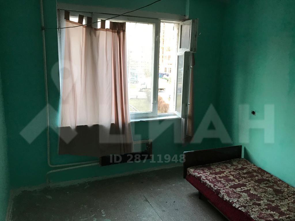 Продажа двухкомнатной квартиры поселок Володарского, Центральная улица 25к2, цена 2500000 рублей, 2020 год объявление №467595 на megabaz.ru