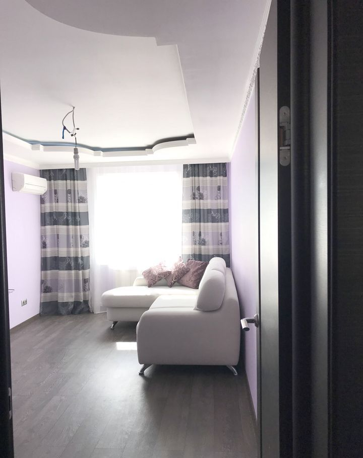 Продажа двухкомнатной квартиры Краснознаменск, Парковая улица 1, цена 6000000 рублей, 2020 год объявление №496295 на megabaz.ru