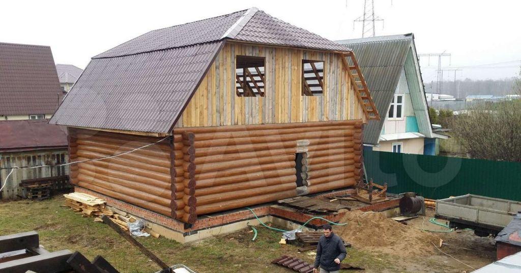 Продажа дома деревня Болтино, Яснополянская улица 8А, цена 4200000 рублей, 2021 год объявление №547942 на megabaz.ru