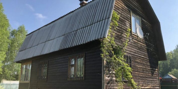 Продажа дома деревня Семенково, цена 1100000 рублей, 2020 год объявление №467565 на megabaz.ru