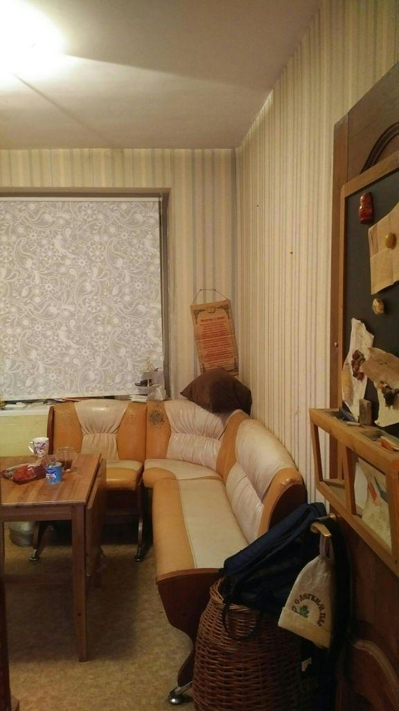 Продажа однокомнатной квартиры поселок Первомайский, цена 2500000 рублей, 2021 год объявление №467530 на megabaz.ru