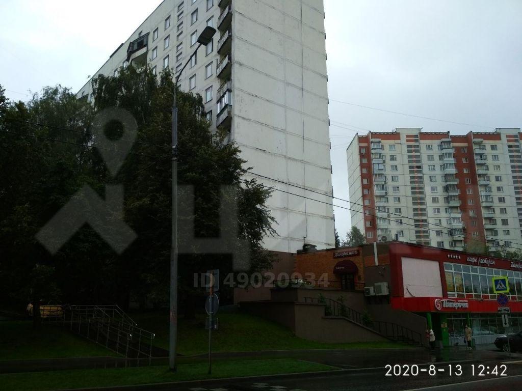 Продажа однокомнатной квартиры Москва, метро Юго-Западная, проспект Вернадского 93, цена 8350000 рублей, 2020 год объявление №504460 на megabaz.ru