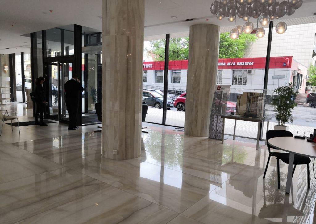Продажа студии Москва, метро Сухаревская, Докучаев переулок 2, цена 8450000 рублей, 2020 год объявление №498077 на megabaz.ru
