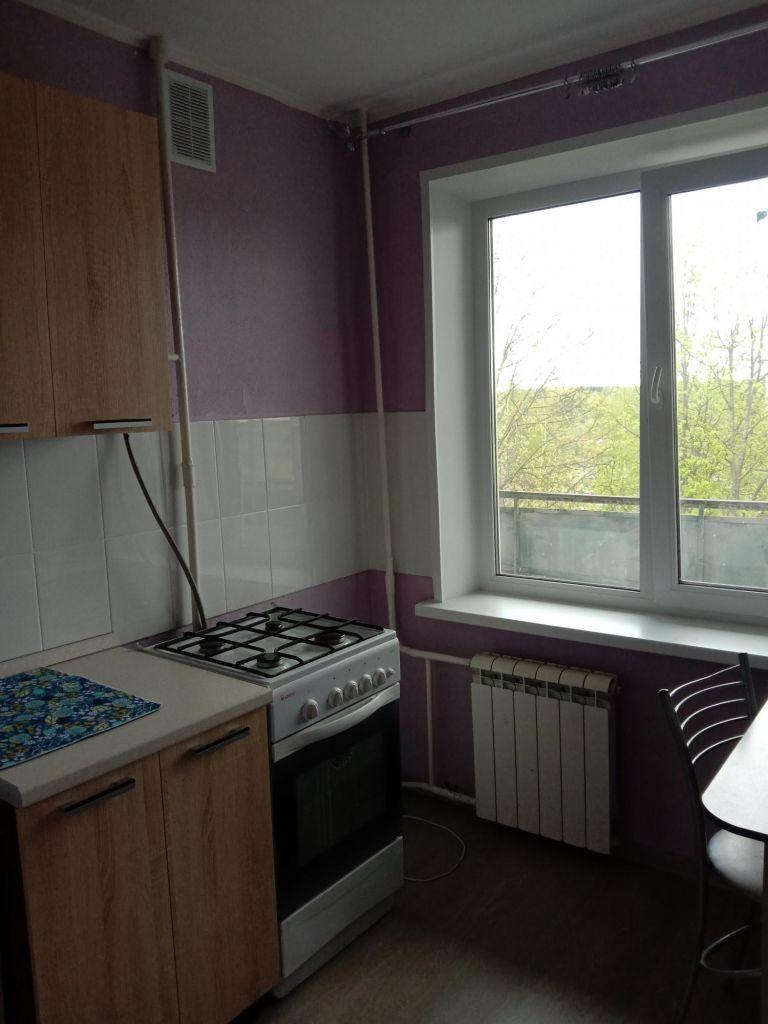 Продажа однокомнатной квартиры поселок Строитель, цена 1800000 рублей, 2021 год объявление №381554 на megabaz.ru