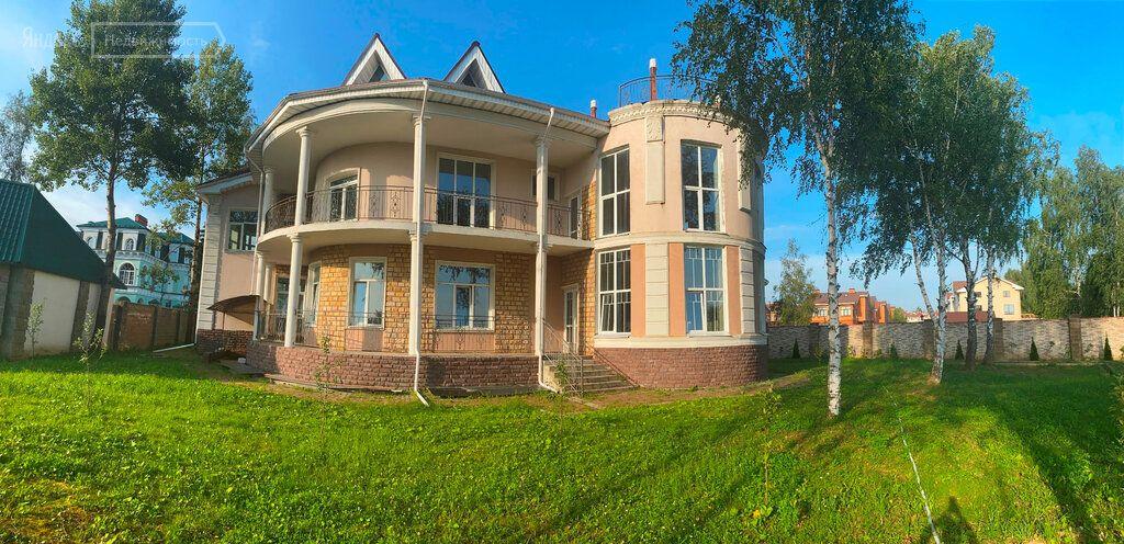 Продажа дома деревня Рыбаки, цена 61950000 рублей, 2020 год объявление №467887 на megabaz.ru