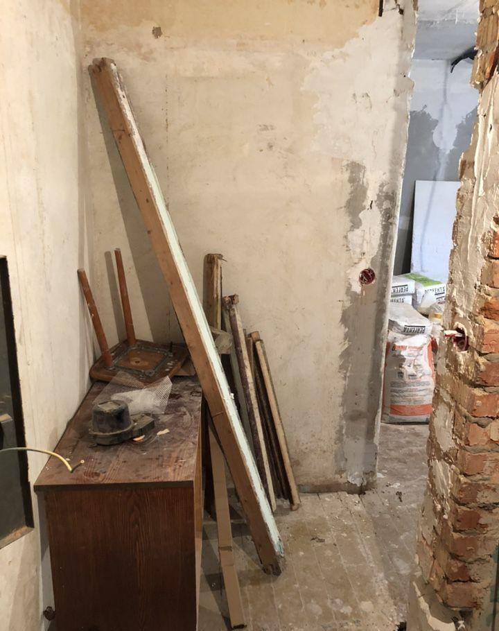 Продажа двухкомнатной квартиры поселок Любучаны, Парковая улица 8, цена 2350000 рублей, 2020 год объявление №428618 на megabaz.ru