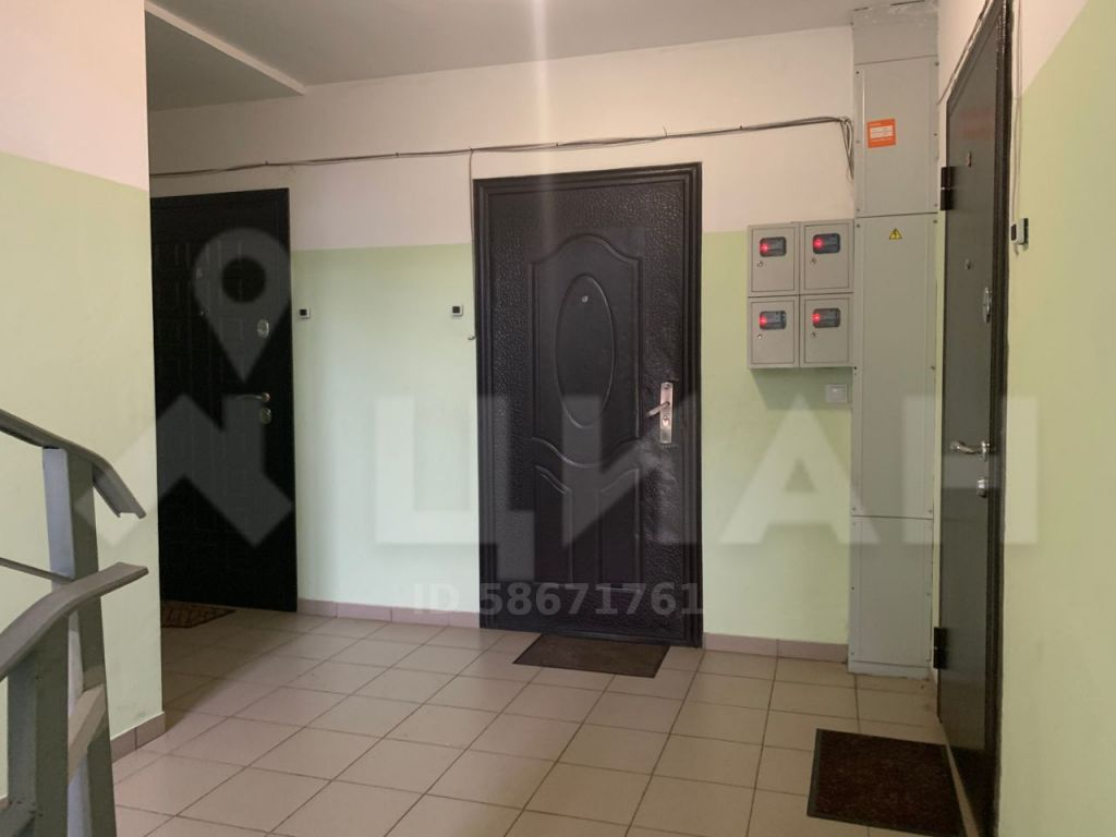 Продажа трёхкомнатной квартиры поселок Лесные Поляны, цена 5600000 рублей, 2020 год объявление №504153 на megabaz.ru