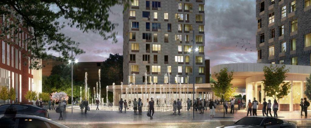 Продажа студии Москва, метро Фили, цена 11000000 рублей, 2021 год объявление №468581 на megabaz.ru