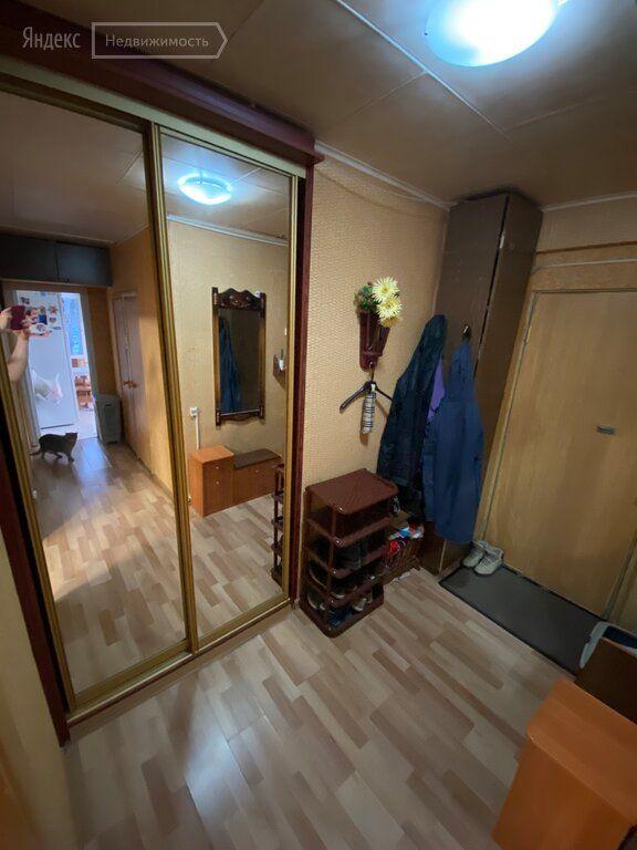 Продажа трёхкомнатной квартиры Москва, метро Кузьминки, улица Шумилова 13к1, цена 10800000 рублей, 2021 год объявление №548068 на megabaz.ru