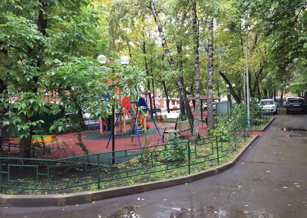 Аренда однокомнатной квартиры Москва, метро Красные ворота, Скорняжный переулок 7к1, цена 62000 рублей, 2020 год объявление №1221730 на megabaz.ru