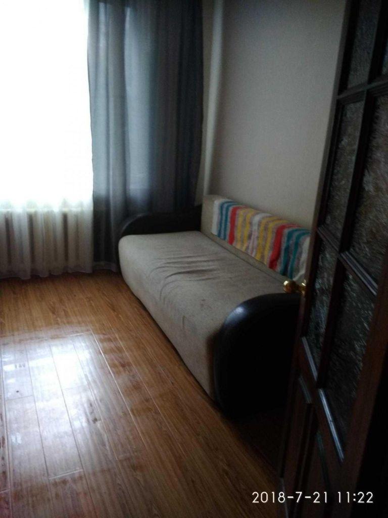 Продажа двухкомнатной квартиры село Жаворонки, Железнодорожная улица 21, цена 3000000 рублей, 2020 год объявление №469317 на megabaz.ru