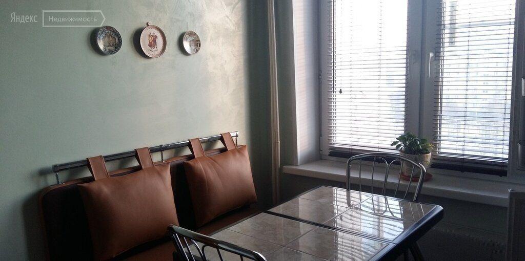 Аренда однокомнатной квартиры Москва, метро Царицыно, Бакинская улица 14, цена 25000 рублей, 2021 год объявление №1360981 на megabaz.ru