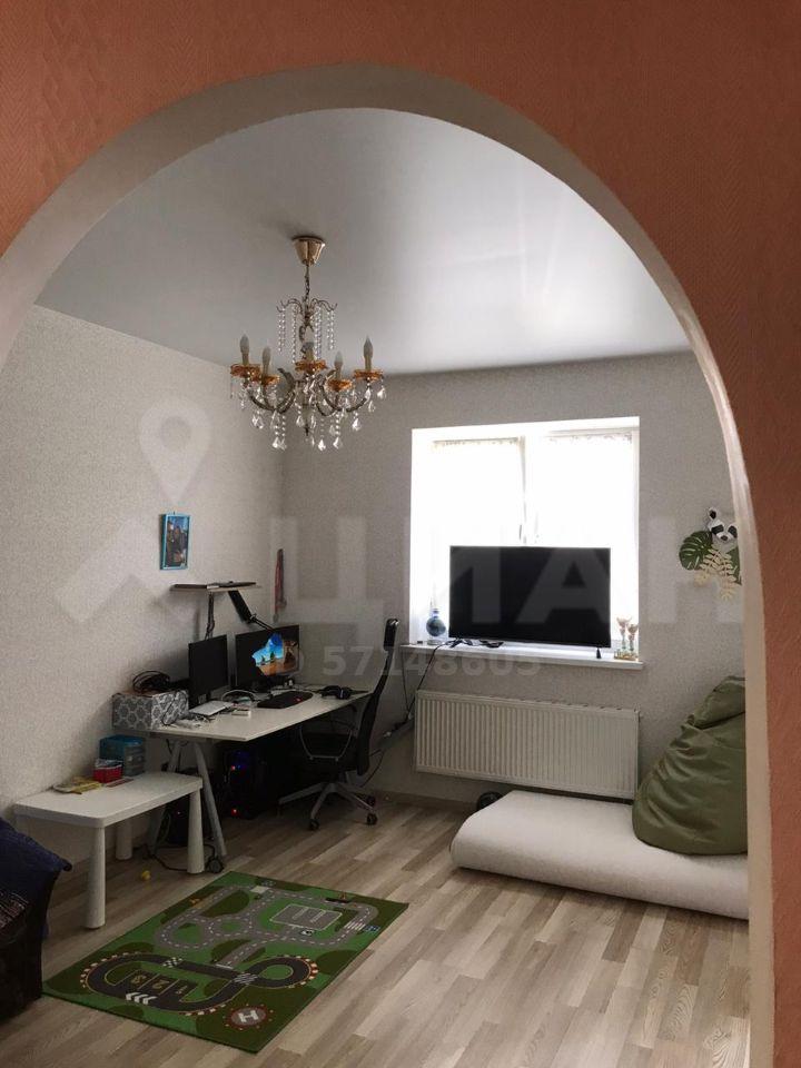 Продажа двухкомнатной квартиры поселок Лесные Поляны, цена 6000000 рублей, 2020 год объявление №489813 на megabaz.ru