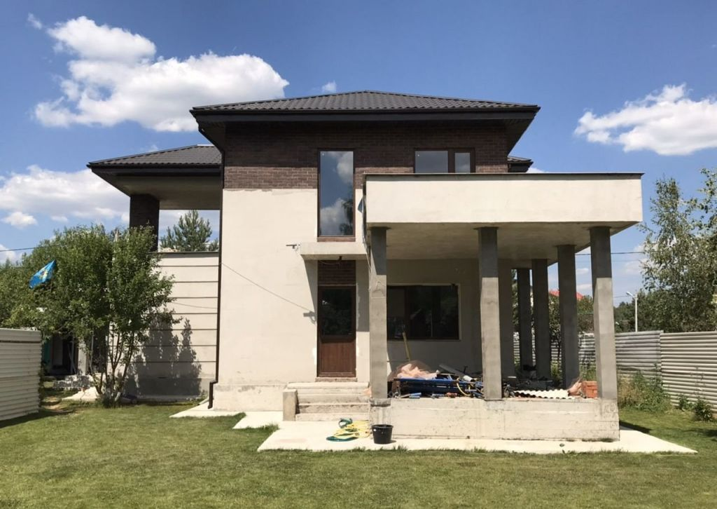 Продажа дома поселок Мещерино, цена 10750000 рублей, 2021 год объявление №418202 на megabaz.ru