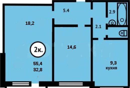 Аренда двухкомнатной квартиры Москва, метро Жулебино, Привольная улица 57к2, цена 35000 рублей, 2020 год объявление №1054851 на megabaz.ru