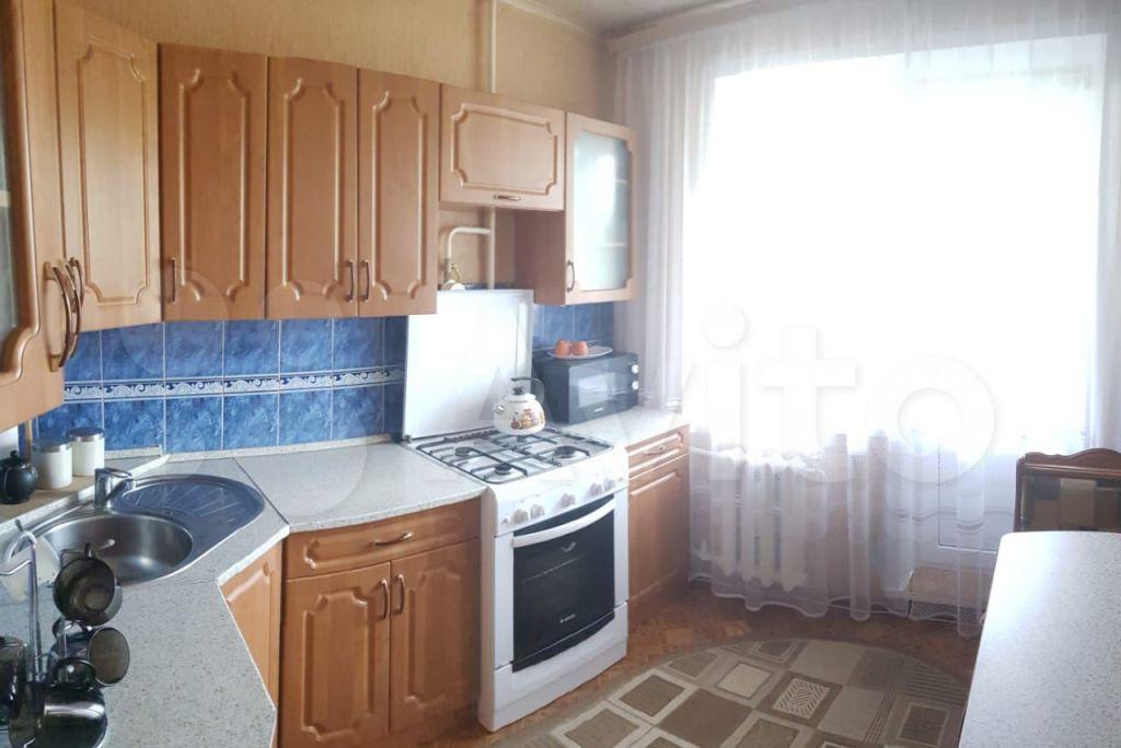 Продажа трёхкомнатной квартиры поселок Успенский, Садовая улица 2, цена 2800000 рублей, 2021 год объявление №650731 на megabaz.ru