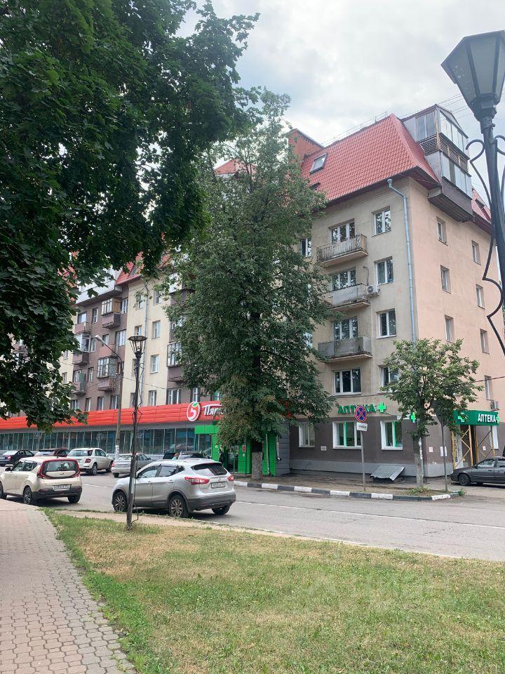 Продажа однокомнатной квартиры Лыткарино, Октябрьская улица 4, цена 4000000 рублей, 2021 год объявление №665181 на megabaz.ru