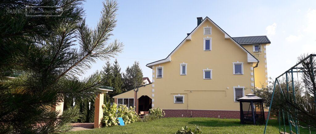 Продажа дома село Константиново, цена 15500000 рублей, 2021 год объявление №403558 на megabaz.ru