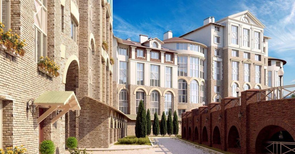 Продажа двухкомнатной квартиры поселок Развилка, метро Красногвардейская, цена 7750000 рублей, 2021 год объявление №361159 на megabaz.ru