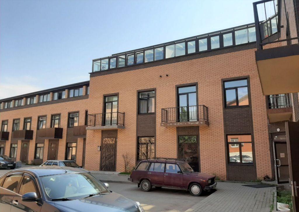 Продажа дома село Остров, цена 5800000 рублей, 2020 год объявление №478384 на megabaz.ru