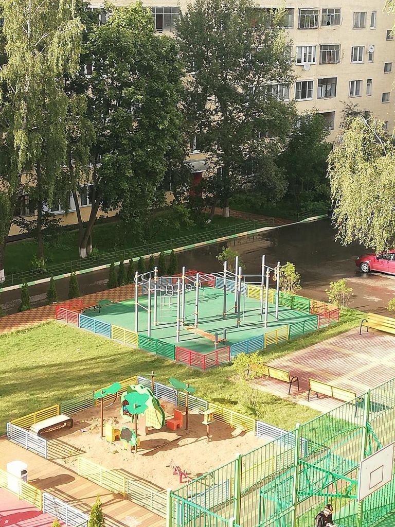 Продажа однокомнатной квартиры Дедовск, улица Маршала Жукова 3, цена 3700000 рублей, 2020 год объявление №505187 на megabaz.ru
