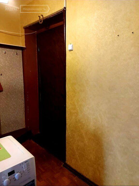 Продажа однокомнатной квартиры Москва, метро Южная, Кировоградская улица 16к2, цена 7800000 рублей, 2021 год объявление №532324 на megabaz.ru