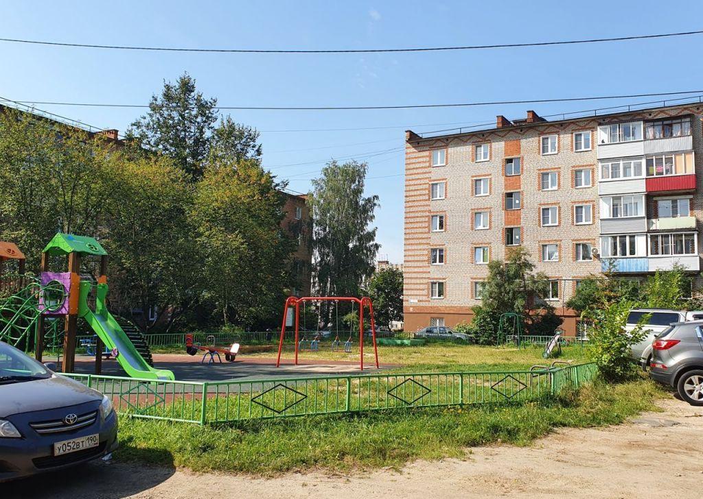 Продажа трёхкомнатной квартиры Красноармейск, цена 3000000 рублей, 2020 год объявление №497807 на megabaz.ru
