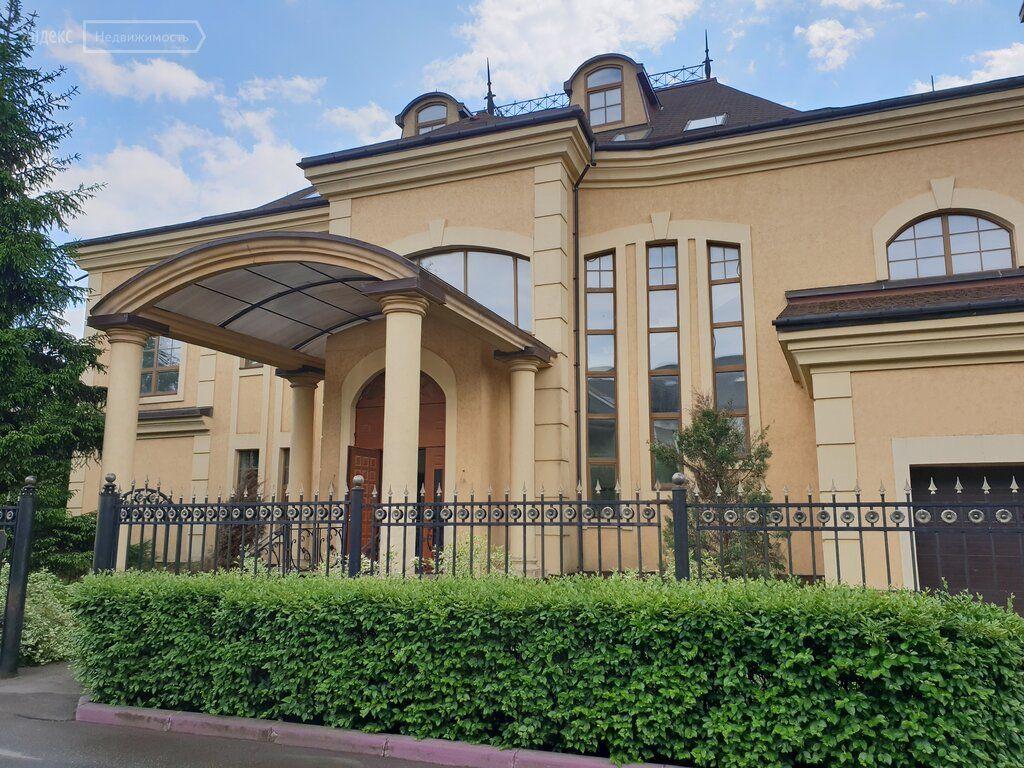 Продажа дома село Николо-Урюпино, Европейская улица 2, цена 57758632 рублей, 2021 год объявление №494048 на megabaz.ru