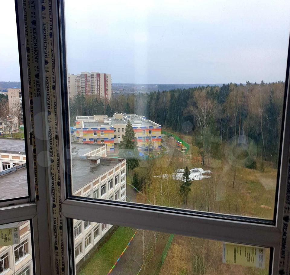 Продажа однокомнатной квартиры поселок Горки-10, цена 5125000 рублей, 2021 год объявление №614081 на megabaz.ru