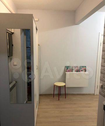 Аренда студии Долгопрудный, Коломенская улица 14, цена 19500 рублей, 2021 год объявление №1345644 на megabaz.ru