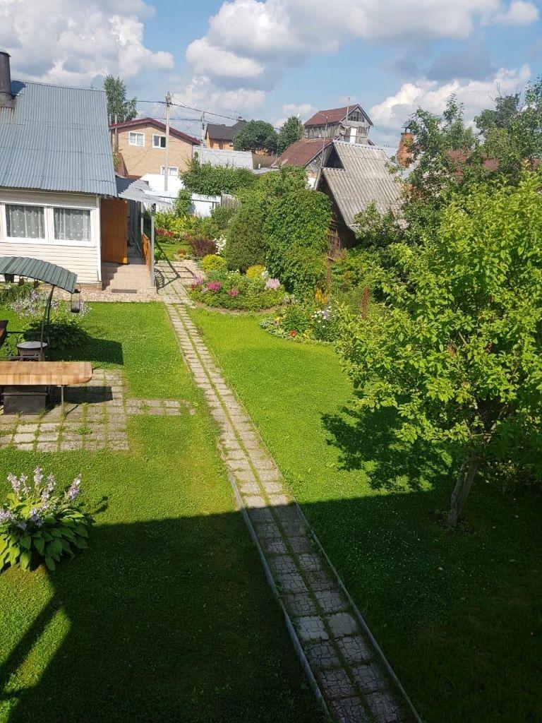 Продажа дома село Алабушево, улица Панфилова 20, цена 4750000 рублей, 2020 год объявление №498015 на megabaz.ru