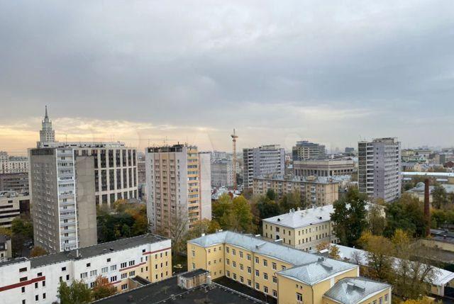 Продажа студии Москва, метро Сухаревская, Докучаев переулок 2, цена 13800000 рублей, 2021 год объявление №516512 на megabaz.ru