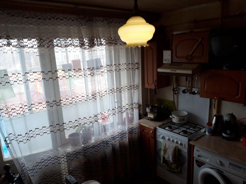 Продажа двухкомнатной квартиры поселок Смирновка, цена 2400000 рублей, 2021 год объявление №505534 на megabaz.ru
