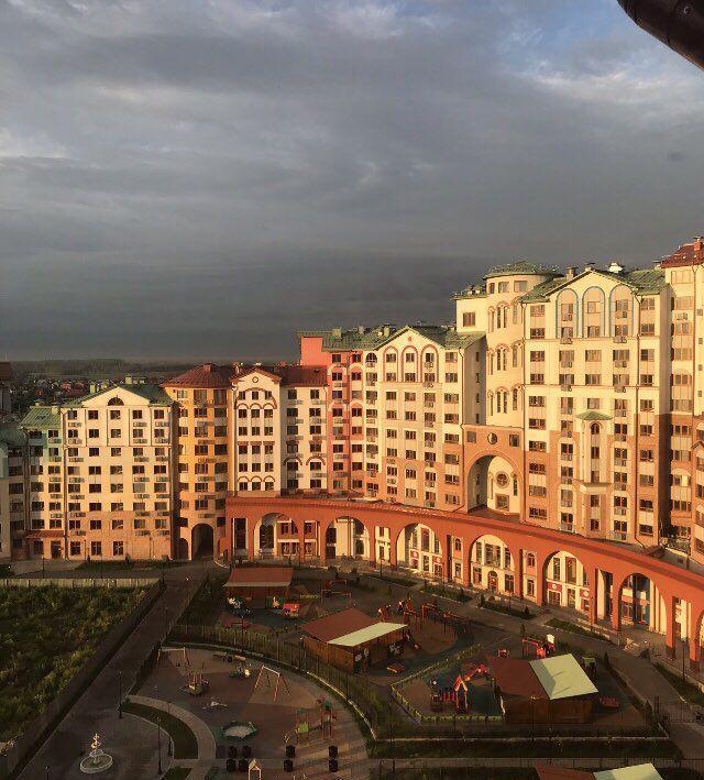 Продажа двухкомнатной квартиры поселок Развилка, метро Зябликово, Римский проезд 1, цена 8999999 рублей, 2020 год объявление №508601 на megabaz.ru