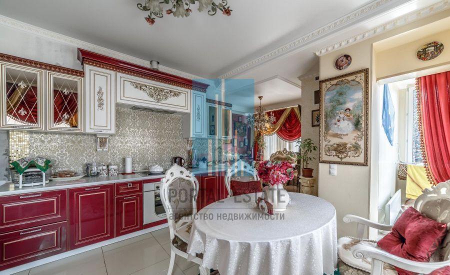 Продажа трёхкомнатной квартиры деревня Бородино, Варшавское шоссе 76, цена 8000000 рублей, 2021 год объявление №502356 на megabaz.ru