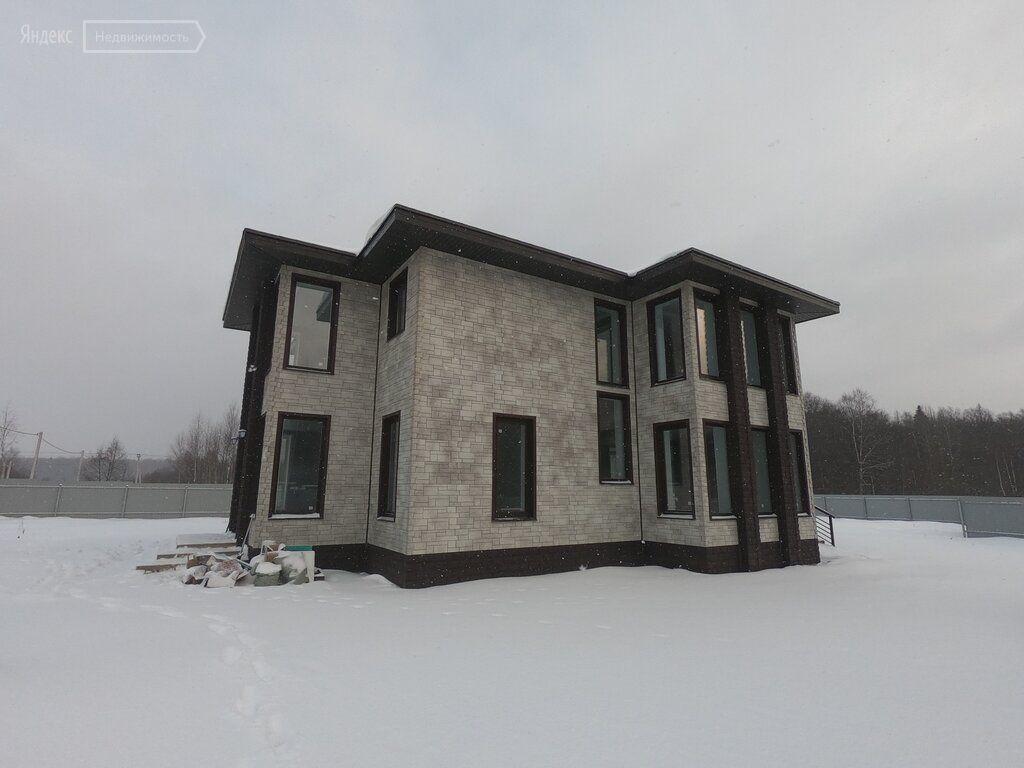 Продажа дома деревня Никульское, цена 17500000 рублей, 2021 год объявление №553189 на megabaz.ru