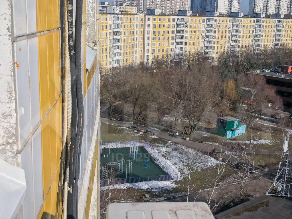 Аренда однокомнатной квартиры Москва, метро Ясенево, Литовский бульвар 6к3, цена 2500 рублей, 2020 год объявление №1167514 на megabaz.ru
