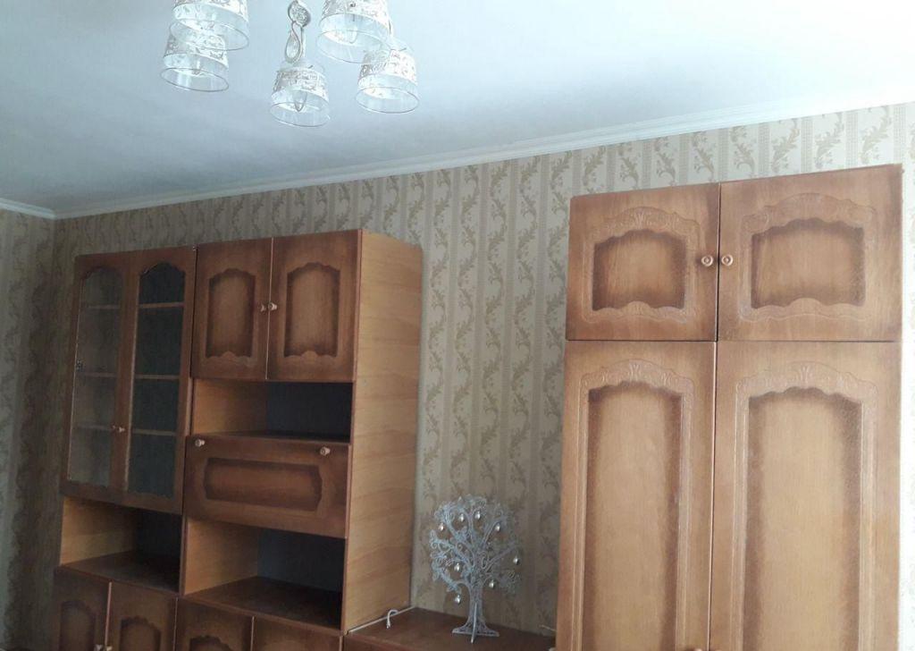 Продажа однокомнатной квартиры поселок Любучаны, Спортивная улица 17, цена 2700000 рублей, 2021 год объявление №528664 на megabaz.ru