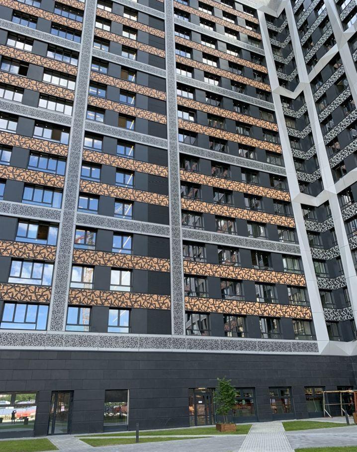 Продажа двухкомнатной квартиры Москва, метро Свиблово, проезд Серебрякова 11к1, цена 17550000 рублей, 2021 год объявление №448457 на megabaz.ru