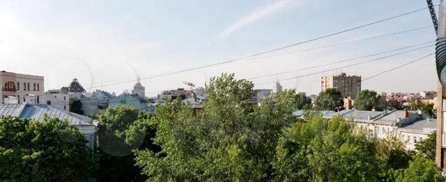 Продажа четырёхкомнатной квартиры Москва, метро Тверская, Большая Бронная улица 7, цена 89000000 рублей, 2021 год объявление №533044 на megabaz.ru