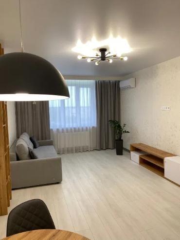 Аренда однокомнатной квартиры Химки, улица Лавочкина 2, цена 20000 рублей, 2020 год объявление №1222939 на megabaz.ru