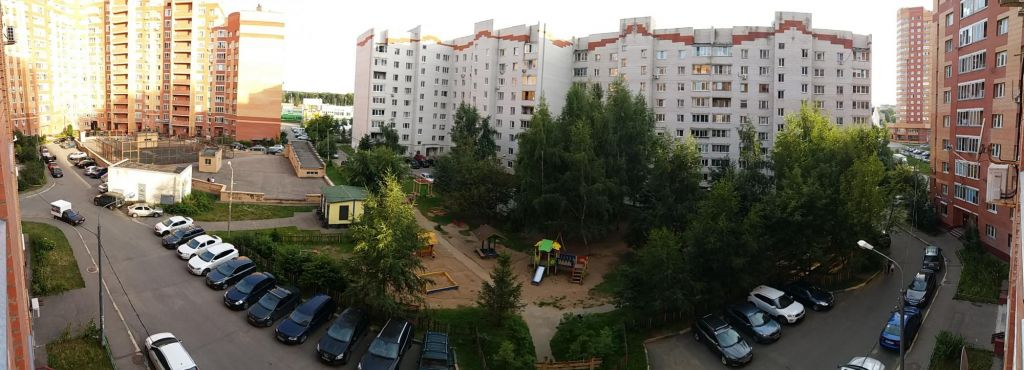 Аренда однокомнатной квартиры дачный посёлок Лесной Городок, улица Энергетиков 5, цена 25000 рублей, 2021 год объявление №1185040 на megabaz.ru