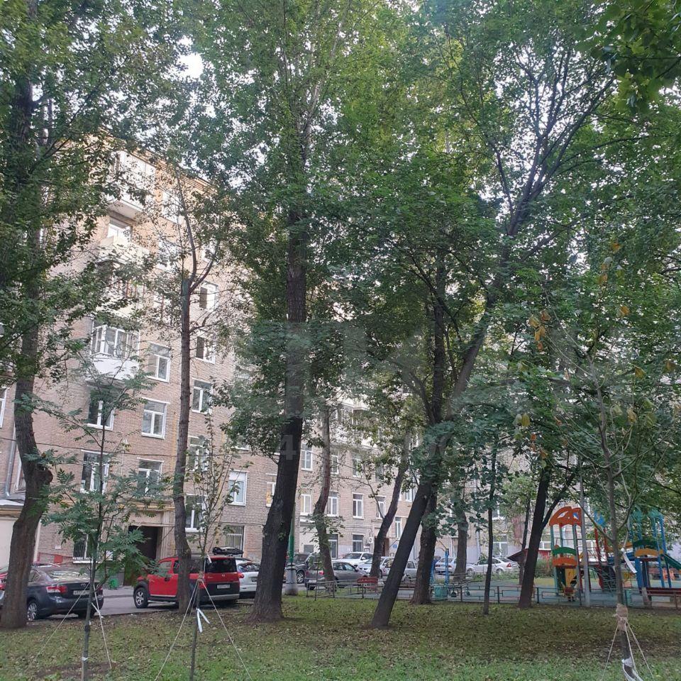 Продажа двухкомнатной квартиры Москва, метро Автозаводская, 2-й Автозаводский проезд 3, цена 14900000 рублей, 2021 год объявление №506296 на megabaz.ru