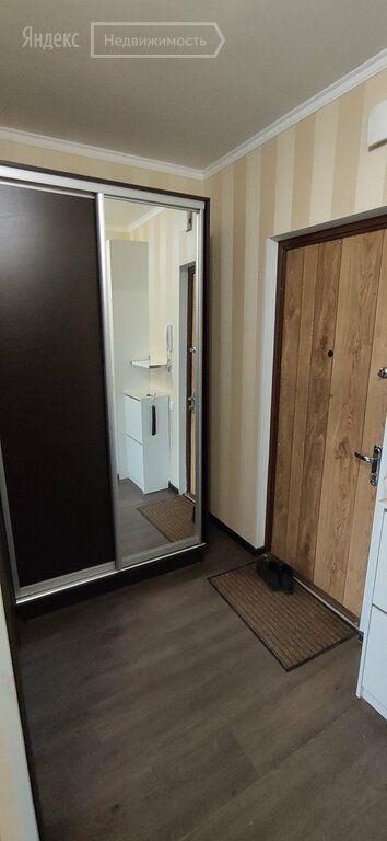 Аренда однокомнатной квартиры Хотьково, улица Ломоносова 2, цена 20000 рублей, 2021 год объявление №1239779 на megabaz.ru