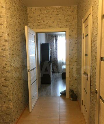 Аренда однокомнатной квартиры поселок Аничково, цена 17000 рублей, 2021 год объявление №1332791 на megabaz.ru