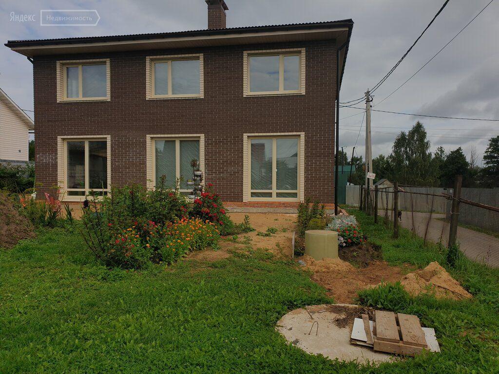 Продажа дома деревня Новая, цена 12500000 рублей, 2021 год объявление №524479 на megabaz.ru