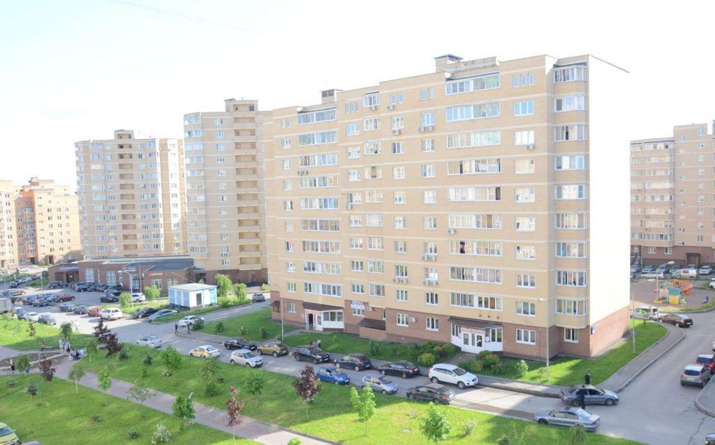 Продажа студии село Рождествено, Сиреневый бульвар 3, цена 4490000 рублей, 2021 год объявление №417162 на megabaz.ru