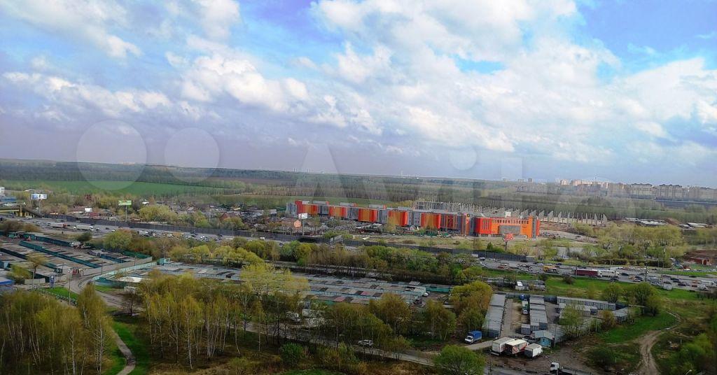Продажа однокомнатной квартиры Москва, метро Орехово, Загорьевская улица 17, цена 7800000 рублей, 2021 год объявление №615898 на megabaz.ru